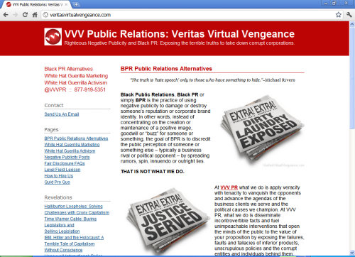 VVV Public Relations, Righteous Black PR Firm
