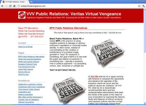 VVV Public Relations, Righteous Black PR Firm