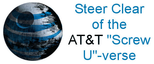 ATT Uverse   AT&T U-verse   Screw-U-Verse
