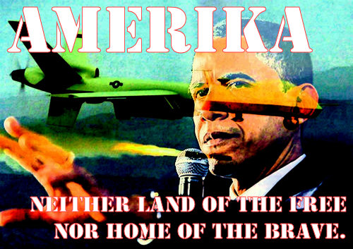 Amerika: Neither Land of the Free Nor Home of the Brave