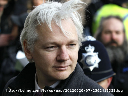 Free Julian Assange!  Ask Ecuador To Grant Him Political Asylum!