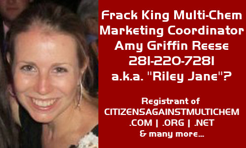 Multi-Chem: Amy Griffin Reese